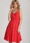 Czerwona Sukienka Avaria