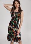 Granatowa Sukienka Bette