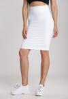Biała Spódnica Chelros