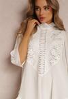 Biała Sukienka Aqearea