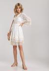 Biała Sukienka Telenassa