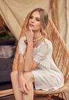 Biała Sukienka Klelyse