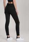 Czarne Spodnie Skinny Ilerise