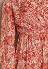 Czerwona Sukienka Aquithea