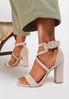Beżowe Sandały Kalimei