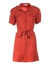 Ciemnoróżowa Sukienka Thalasea