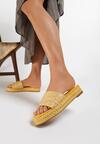 Żółte Klapki Alphecca
