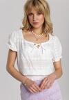 Biała Bluzka Sereilina