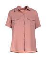Ciemnoróżowa Koszula Vivialura