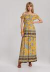 Żółta Sukienka Ananeh