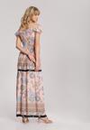 Jasnoróżowa Sukienka Ananeh