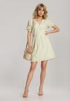 Jasnozielona Sukienka Criadone