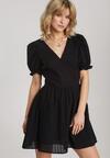 Czarna Sukienka Criadone