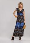Niebieska Sukienka Metileora