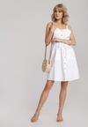 Biała Sukienka Phillys