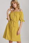 Żółta Sukienka Lairien