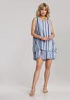 Niebieska Sukienka Coradina