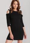 Czarna Sukienka Zharien
