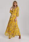 Żółta Sukienka Galikharei