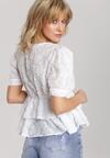 Biała Bluzka Amave