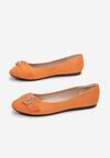 Pomarańczowe Balerinki Laomedelia