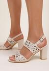 Beżowe Sandały Adrielin