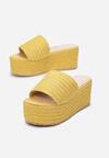Żółte Klapki Echoriel