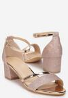 Różowe Sandały Pheroriko