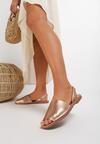 Szampańskie Sandały Thalaxie