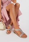Szampańskie Sandały Ariva