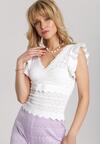 Biała Bluzka Caliliria
