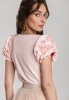 Różowa Bluzka Melorin