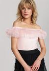 Różowa Bluzka Aninore