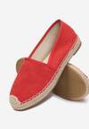 Czerwone Espadryle Aurinda