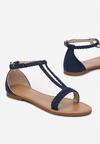 Niebieskie Sandały Arrieta