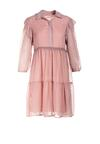 Różowa Sukienka Anisea
