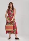 Czerwona Sukienka Tharia