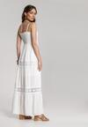Kremowa Sukienka Lorairene