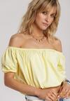 Żółta Bluzka Amalisis