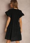 Czarna Sukienka Corralle