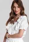 Biała Bluzka Dorialla
