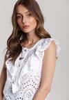 Biała Bluzka Maryliphis