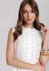 Biała Sukienka Larinia