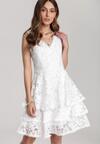 Biała Sukienka Amarinda