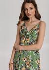 Zielona Sukienka Phalinilla