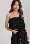 Czarna Sukienka Themara