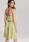 Zielona Sukienka Themara