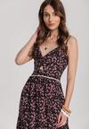 Czarna Sukienka Aerenore