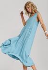 Jasnoniebieska Sukienka Kalithusa