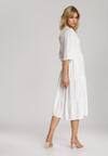 Biała Sukienka Kalligale